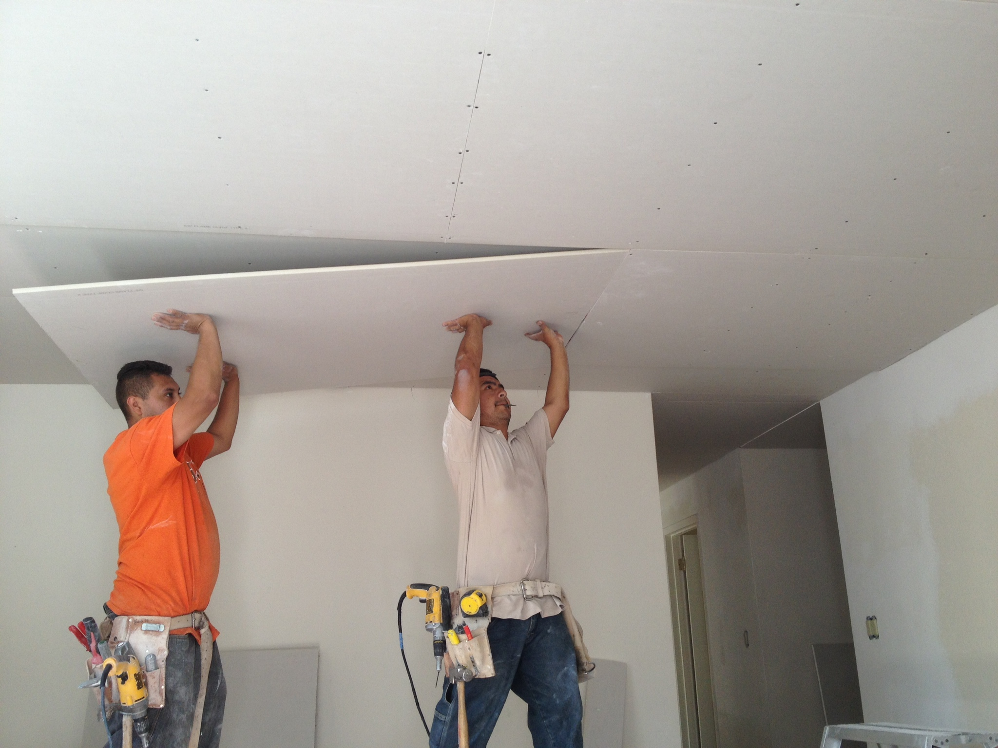 Popcorn Ceiling Removal Foster City